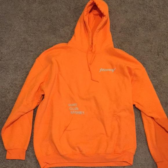 3970b9b8b97c Hunt Club Shirts | Post Malone Stoney Big Buck Sweatshirt | Poshmark